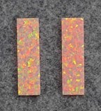 1pc Opal blanks OP24 8.5x30x1mm