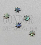 1pc Paua 7p star 7x1.5mm