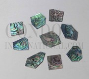 1oz Paua B blanks mix size 1mm