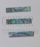 1pc Paua strips straight 4.76x25x1.3mm