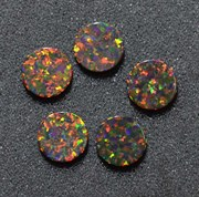 1pc Opal dots OP34 8x1.3mm