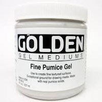 Fine Pumice Flocking Gel