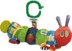 Eric Carle's The Very Hungry Caterpillar Activity & Developmental Toy- 6 Months+