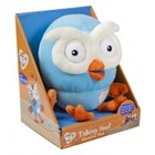 Giggle and Hoot - Talking Hoot Interactive Plush Toy