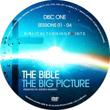 The Bible The Big Picture DVD Set