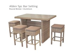 Alden Bar Setting