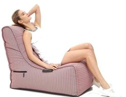Evolution Sofa - Raspberry Polo