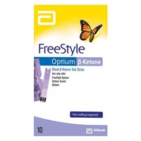 Freestyle Optium β-Ketone Test Strips
