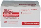 Webcol Swabs 200pk