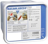 Haemolance Plus Safety Lancets 28G