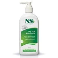 NS Dry Skin Moisturiser 250mL Pump