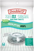 Double D Eucalyptus Drops