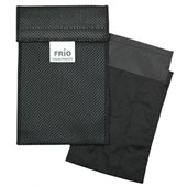 Frio Pump Wallet Black