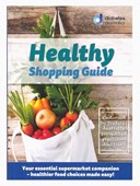 Healthy Shopping Guide 2016