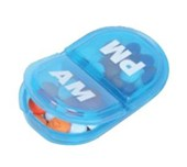 Ezy Dose Daily AM/PM Pill Box