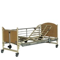 Bed Electric Hospital Eurocare Prelude