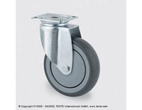 Castor 150mm swivel tente 2470UAP150P50