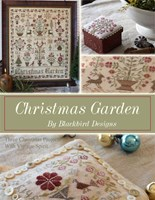 Christmas Garden by Blackbird Designs