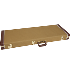 Fender Pro Series Hardshell Case - Strat/Tele, Tweed