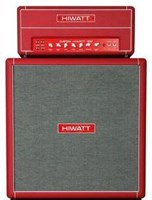 HIWATT CUSTOM 50 TUBE HEAD & 4X12 CAB