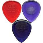 DUNLOP BIG STUBBY PICKS - 6 PACK