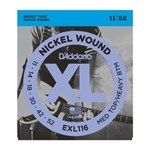 D'ADDARIO XL NICKEL WOUND ELECTRIC STRINGS 11-52