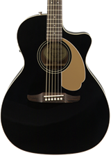 Fender California Player Newporter Jetty Black