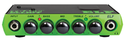 Trace Elliot ELF 200w Bass Head w/ DI