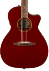 Fender Classic Newporter Hot Rod Red Metallic