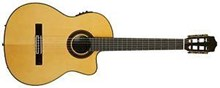 Cordoba C7-CE Acoustic-Electric Nylon String Classical Guitar  Natural