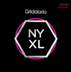 D'ADDARIO NYXL ELECTRIC STRINGS 9-42