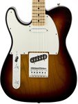 FENDER STD TELE LEFT HAND MN BROWN SUNBURST