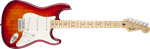 Fender Standard Strat Plus Top MN - Aged Cherry