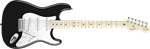 Fender Eric Clapton Stratocaster®, Maple Fingerboard, Black