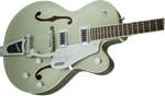 GRETSCH G5420T ELECTROMATIC - HOLLOW SINGLE-CUT BIGSBY - ASPEN GREEN