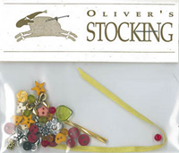 CHARM PACK for OLIVER Stocking - Shepherds Bush