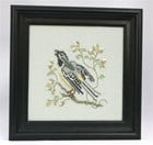 GREY WATER WAGTAIL - Fine Beaded Needlework Kit by Ann's Orchard