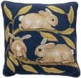 Cushions - Rabbits- Beth Russell
