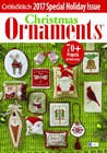 Just Cross Stitch Ornaments 2017