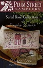 LESSON ONE - Serial Bowl Collection of Sampler Lessons - PLUM STREET SAMPLERS