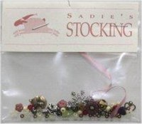 CHARM PACK for SADIE Stocking - Shepherds Bush