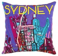 Sydney Night - Hannah Bass Needlepoint