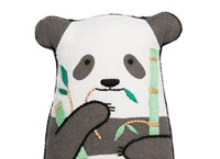 Panda - Embroidery Kit - Kiriki Press