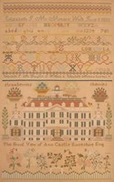 Elizabeth J M Mears 1833 - Queenstown Sampler Designs