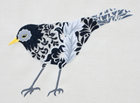 BLACK BIRD KIT - LARGE - Nicola Jarvis Studio