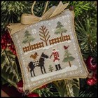 FARMHOUSE CHRISTMAS 2 - Horsin'Around - Little House Needleworks