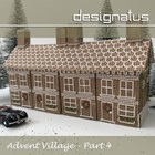 ADVENT VILLAGE Part Four - Designatus Designs