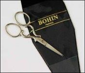 "Bohin Embroidery Scissors 3 1/2"" Heart Design"