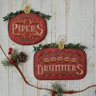 PIPERS AND DRUMMERS - 12 Days - Hands on Design