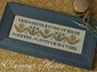 FOREVER IN STITCHES - from Summer House Stitche Workes